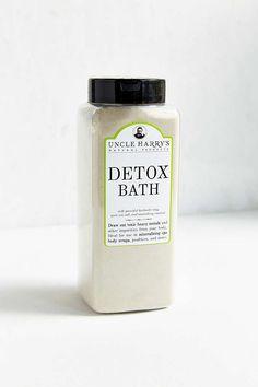 Slide View: 1: Uncle Harry's Detox Bath
