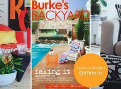 KAS featured in Burke's Back Yard magazine