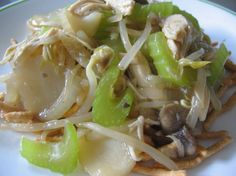 Chow Mein - Your Choice Of Meat Recipe - Healthy.Food.com - 301466