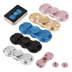 EDC Fidget Hand Spinner With Ceramic Bearings Best Focus Fidget Toys