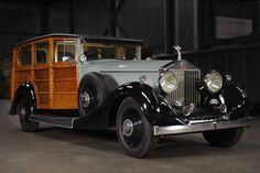 1928 Rolls-Royce Phantom I Shooting Brake Chassis no. Vintage Cars, Antique Cars, Automobile, Grand Luxe, Rolls Royce Cars, Rolls Royce Phantom, Shooting Brake, Best Luxury Cars, Bmw