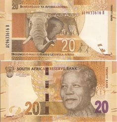 south african rand currency feauturing the big 5 animals africa mother land south. Black Bedroom Furniture Sets. Home Design Ideas