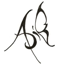 The Letter A Original Design
