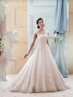 0e50fe5ddf134 David Tutera Wedding Collection 2016 (11) David Tutera