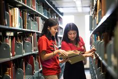 #NewCoogs can explore the vast sprawling M.D. Anderson Library and get help that's customized just for you with the UH Subject Librarians.
