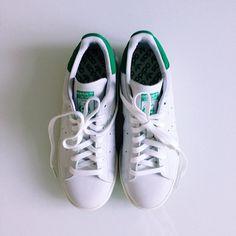 | new week new start new kicks  #stansmith #adidasoriginals #adidaswomen #sneakerlove #vscocam