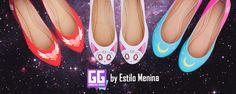 Novas sapatilhas inspiradas em Sailor Moon aumentam a coleção Garotas Geeks! - http://www.garotasgeeks.com/novas-sapatilhas-inspiradas-em-sailor-moon-aumentam-a-colecao-garotas-geeks/