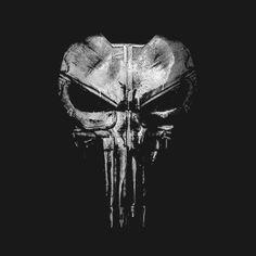 Check out this awesome 'Punisher+-+Netflix+Vest+logo' design on Punisher Tattoo, Punisher Marvel, Punisher Netflix, Punisher T Shirt, Punisher Logo, Marvel Comics, Marvel Logo, Ms Marvel, Daredevil