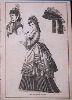 Robes et chapeaux