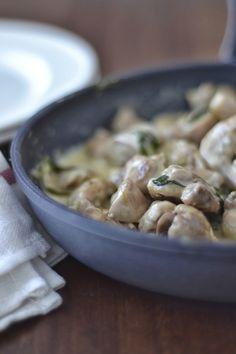 La Cuisine c'est simple: Simple comme du poulet à l'estragon