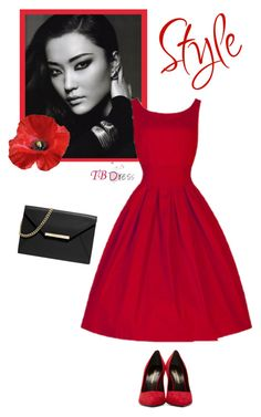 """contest"" by veronica7777 ❤ liked on Polyvore featuring MICHAEL Michael Kors, Yves Saint Laurent and vintage"