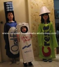Coolest Homemade Costumes and Cheap Costume Ideas