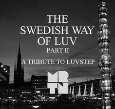 MRTN -The Swedish Way Of Luv Part ll