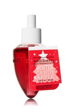 Winter Candy Apple Wall Flower - Bath and Body Works - $6.50 Mix & Match: 4 for $20 or 6 for $24