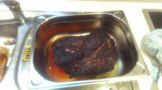 Pulled Pork (Texas Style) nach 6 Stunden vom Smoker Smoker Tips & Tricks, Texas, Beef, Food, Meat, Ox, Ground Beef, Meals, Steak