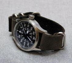 Pilot watch.