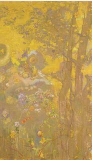 PROFESORES PLAYMOBIL: Reflexiones sobre la Obra de Odilon Redon.