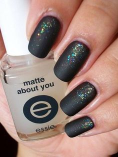 nail colours, matte nails, nail polish, polish nails, sparkle nails, nail arts, matt nail, matte black, galaxy nails