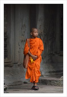 Time and again, Angkor Wat, Cambodia Copyright: Benny Verbercht