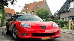 Chevrolet Corvette Z06 Red