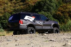 """RIZE 2003-'06 Ford Expedition 4wd 8"""" Lift"""