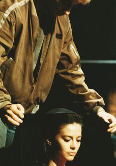 Natalie as Maria in West Side Story (1961) #westsidestory