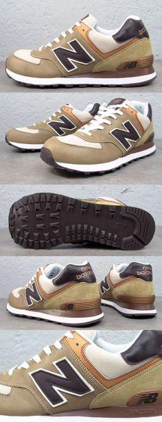 New Balance 574 Brown ML574UKZ