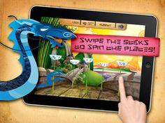 Kung Fu Spinner Games Entertainment iPad App **** $0.99 ->...: Kung Fu Spinner Games Entertainment iPad App… #ipad #Games #Entertainment