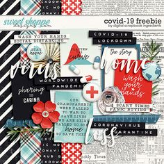 mini kit freebie from Digital Scrapbook Ingredients - J. Conlon and Sons Free Digital Scrapbooking, Scrapbooking Layouts, Scrapbook Cards, Scrapbook Journal, Scrapbook Sketches, Mini Albums, Project Life Scrapbook, Journal Cards, Journal Ideas