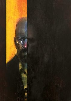 Walter White - Breaking Bad by Matt Timson