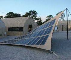 solar powered tents www.solarconduit.com