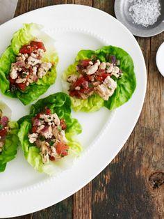 Turkey Meatballs or Turkey Lettuce Wraps