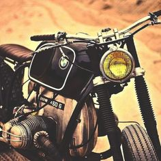 combustible-contraptions: BMW Brat | Tracker | Zadig