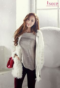 Jessica Jung of #SNSD for Soup F/W 2014