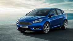 Everything you need to know about the new Ford Focus.