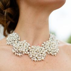 Great #WeddingAdvice on how much is too much #BridalJewellery via The Knot https://www.facebook.com/pages/Casey-Anderson-Wedding-Officiant/696124967113443