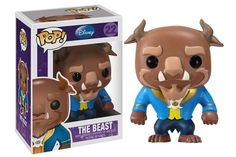 Beast - POP! Vinyl Figure. I just want Beast, but I guess I'll have to get Belle to match. Ugh, I'm addicted...