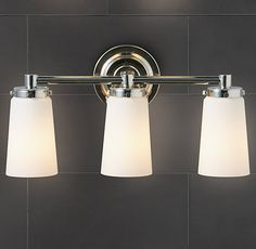 Asbury Triple Sconce  $219Special $165