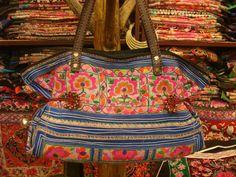 Vintage Handmade Ethnic Hmong Bag