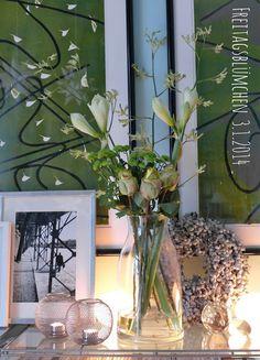 le monde de kitchi: Friday - Flowerday # 1/14