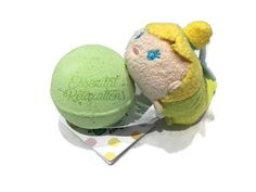 Tinker Time bath bomb is inspired by the spunky, sassy pixie known as Tinker Bell from the Disney classic movie Peter Pan and her own movie series known as Tinker Bell. This is a naturally scented bath bomb in the scent of lime.    #bath #bomb #bathbomb #bathluxury #luxury #bathluxuries #luxuries #essentialoils #essential #oils #natural #organic #vegan #leapingbunny #leaping #bunny #greenbeauty #green #beauty #disney #tinkerbell #tinker #bell #fairy #fairies #disneyfairy #disneyfairies #lime