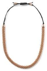 MTWTFSS Weekday Blend Necklace - Bronze/Copper 120 SEK