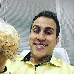 Chips de Coco dos Meus amados pacientes! @valeriaschmildt e maridão!