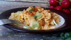 Zabpelyhes rántotta, egyszerű és laktató diétás reggeli recept! Zabpelyhes tojásrántotta fogyókúrás reggelire, IR diétázóknak és cukorbetegeknek! >>>