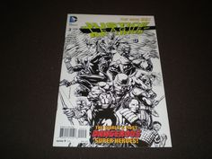 Forever Evil Arkham War 3 Fabok Variant Visit eBid United States, the Online Marketplace without the Fees - buy and sell today. Just listed for SALE @http://us.ebid.net/users/GalaxyofHeroes