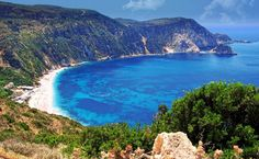 Petanoi beach, Kefalonia-Greece Photo by Vagelis R. — National Geographic Your Shot National Geographic Photos, Amazing Photography, Greece, Scenery, Shots, Beach, Places, Water, Outdoor