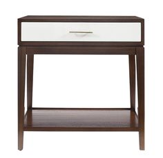 "Hughes Side Table - Mitchell Gold + Bob Williams 27""w 18""d 28""h"