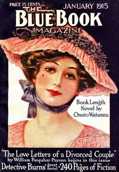 Beauty fad: Rose petal lips (1915) - Click Americana