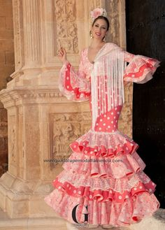 DORADO - Guadalupe Moda Flamenca