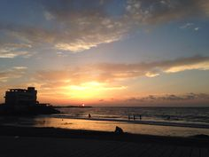 Sunset at 19:22, Aug 10, 2014 in Jeju